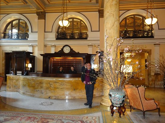 Willard InterContinental Washington: Lobby