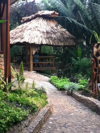 duPlooy's Jungle Lodge: Coffee station hut