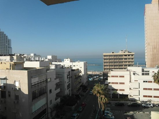 City Hotel Tel Aviv:   