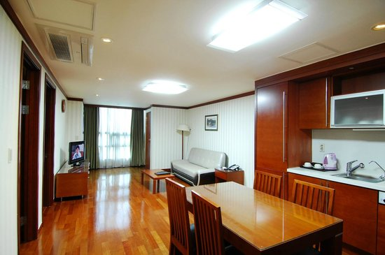 Photo of M Chereville Serviced Apartment Seoul