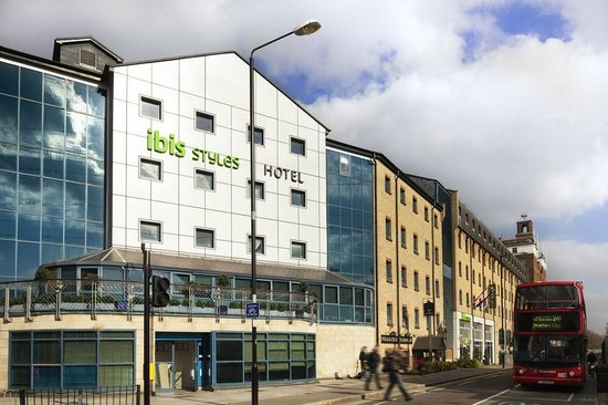 Photo of Ibis Styles London Excel