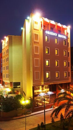 Orient Mintur Hotel - Istanbul