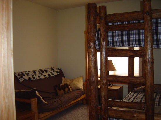 Cable, WI: Bunk Room