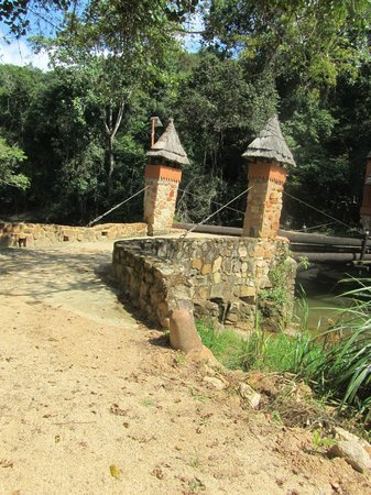 Sabie, Sydafrika: Entrance