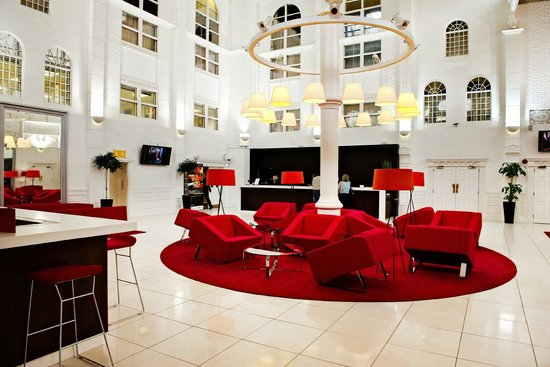 Park Inn by Radisson Cardiff City Centre: Lobby