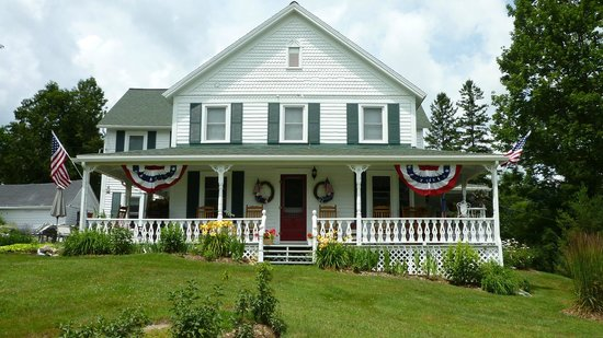 Olmstedville, NY: Alpine Homestead Bed and Breakfast
