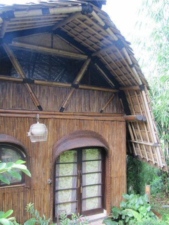 Banjar, Indonesien: Bungalow