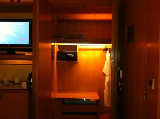 Hyatt Hyderabad: Basic Room Interiors 1