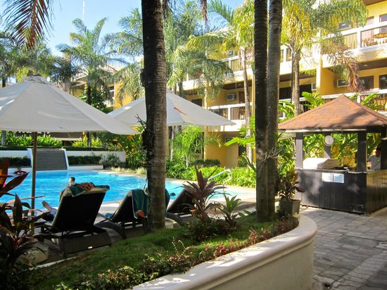 Boracay Regency: Main Wing Pool