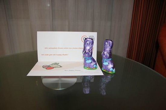 Hotel Capri: Buona pasqua...