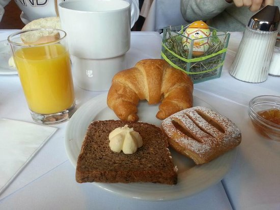 Hotel Capri: La colazione