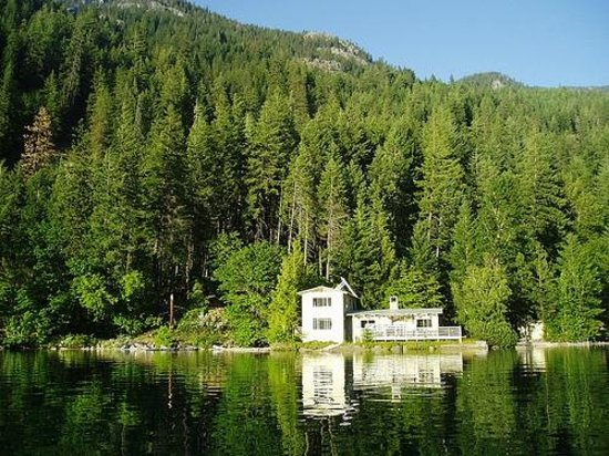North Cascades Lodge at Stehekin: Lake House