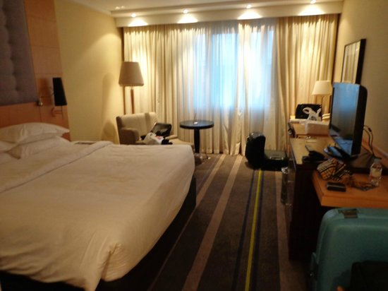 Sheraton Brussels Airport Hotel: Double room