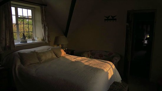 Northleach, UK: Room