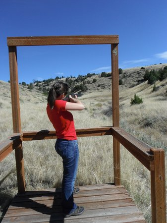 Three Forks, MT: Sporting Clays