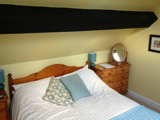 Jackfield, UK: Top Coach House room