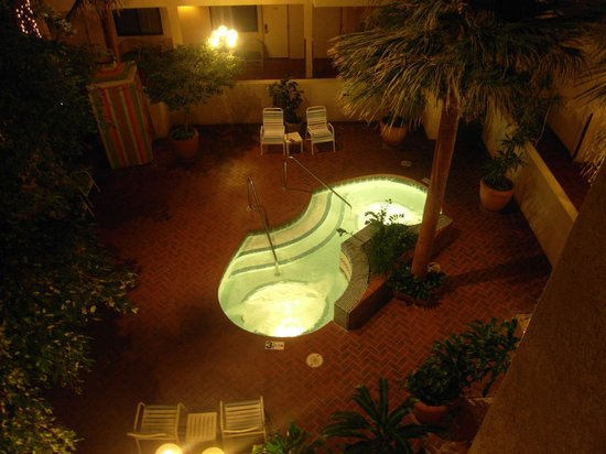 Canyon Plaza Resort: Spa pool