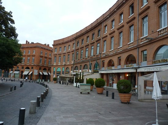 Holiday inn toulouse centre francia hotel opiniones for Hotels toulouse centre