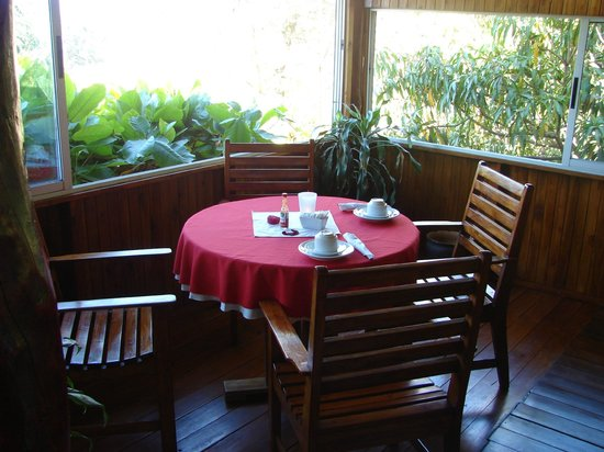 Hotel Belvedere - Playa Samara: Breakfast area