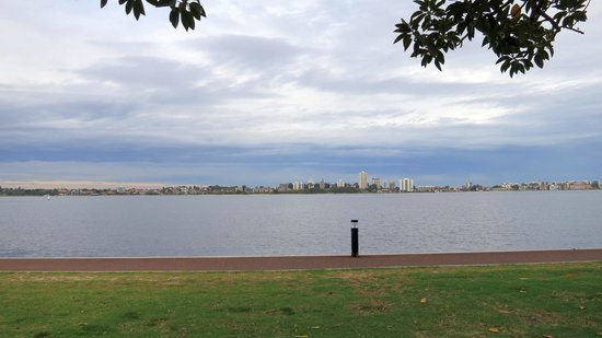 City Waters: View of Swan River, just a short walk away