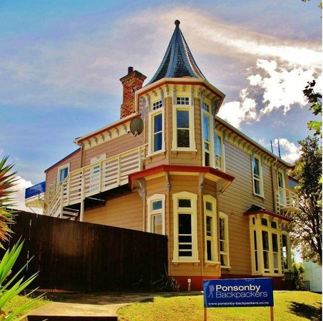 Photo of Ponsonby Backpackers Auckland
