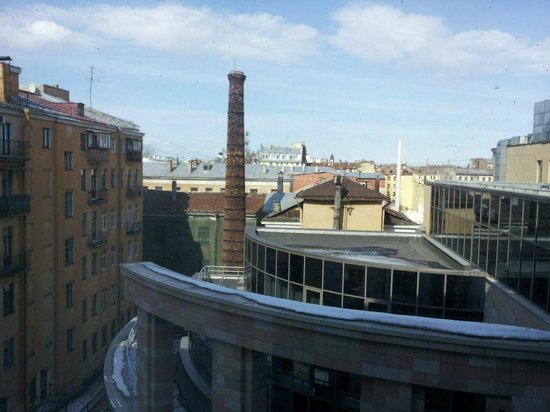 Novotel St Petersburg Centre: View from 2606