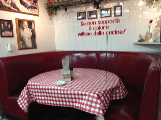 Is this a side salad picture of buca di beppo washington dc tripadvisor - Buca di beppo pope table ...
