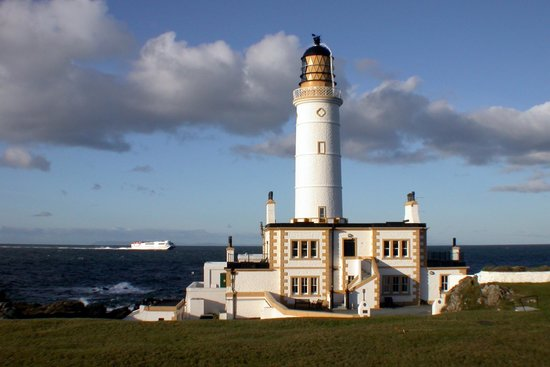 ‪Corsewall Lighthouse Hotel‬
