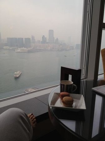 Four Seasons Hotel Hong Kong: 