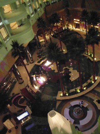 Jeddah Hilton Hotel: Internal of hotel lobby