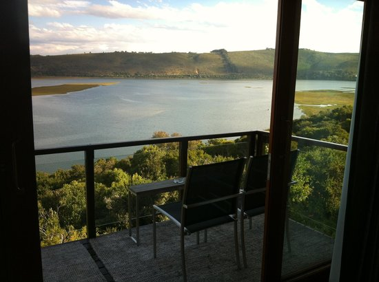 Kanonkop Guest House: Vue sur la baie