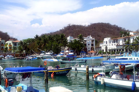 Santa Cruz Huatulco
