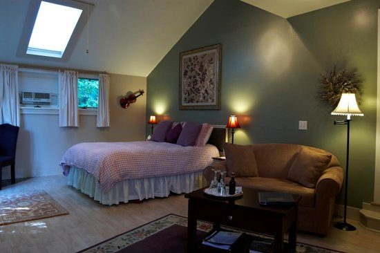 West Stockbridge, MA: The Tanglewood Room