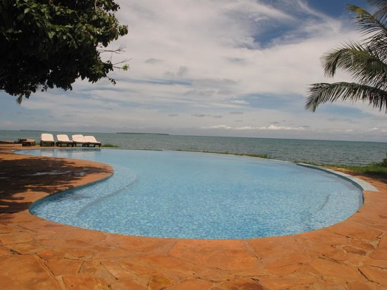 Fumba Beach Lodge: The pool at Fumba