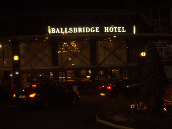 Ballsbridge Hotel: Entrance