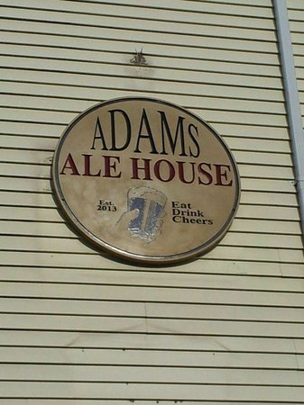 Adams, MA: on the building! Looks Great