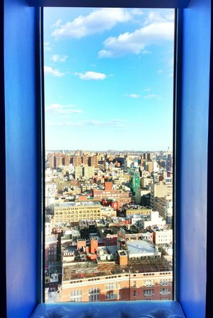 Mondrian Soho: View
