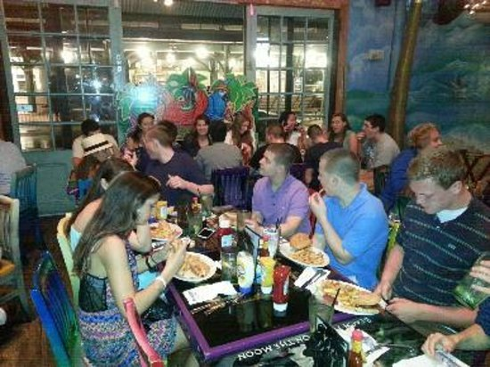 Jimmy Buffett's Margaritaville Cafe, New Orleans - Restaurant ...
