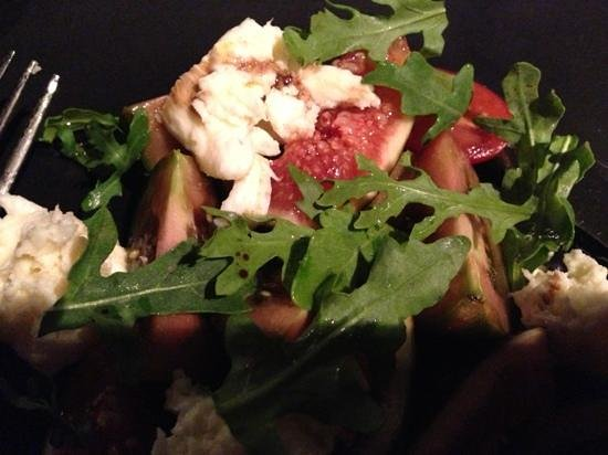 Guillaume at Bennelong: Salad of Fig