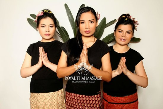 royal thai massage dejt stockholm