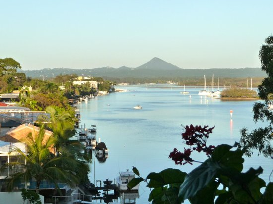 ‪‪Sheraton Noosa Resort & Spa‬: Noosa Morning‬