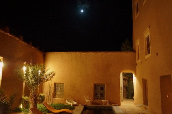 kasbah Ait Moussa: courtyard