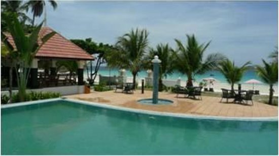 Sari Pacifica Hotel, Resort & Spa - Redang Island: swimming pool