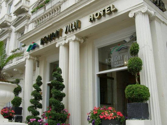 Holiday villa hotel and suites london england hotel - Holiday villa londres ...