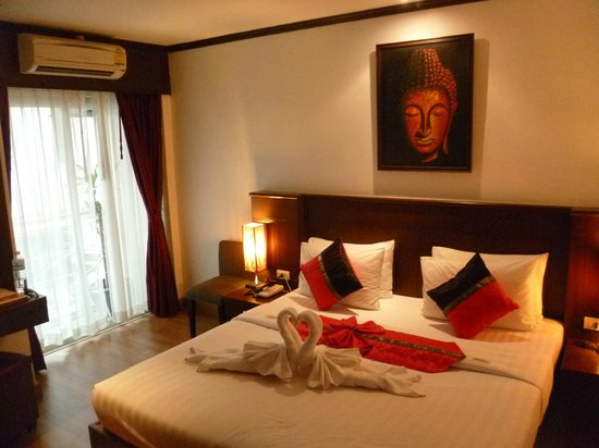 Hemingways Hotel Patong Beach: Room 202