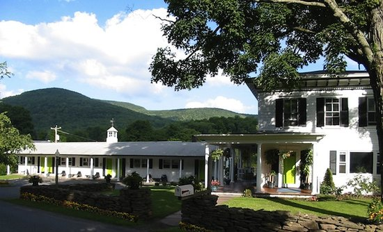 The Roxbury, Contemporary Catskill Lodging: The Roxbury South