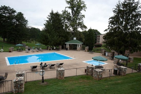 Crowne Plaza  Resort Asheville: Crowne Plaza Resort Asheville Swimming Pool
