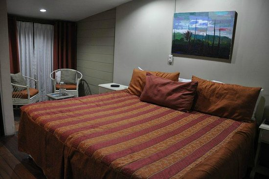 Aranjuez Hotel : chambre 