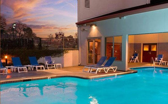 Oroville, Kaliforniya: Pool and Spa