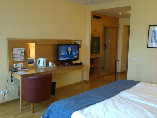 Neringa Hotel: Room/suite